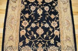 Heritage Hall Stair Runner Black