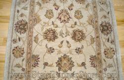 Heritage Hall Stair Runner Ivory