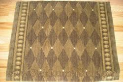 Nourison Marquis Stair Runner Cocoa 36""