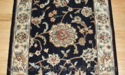 Persian Jewel Stair Runner Onyx 36""