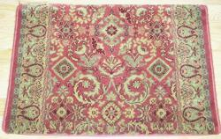 Stanton Topkapi Stair Runner Mulberry 26