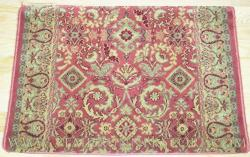 Stanton Topkapi Stair Runner Mulberry 31