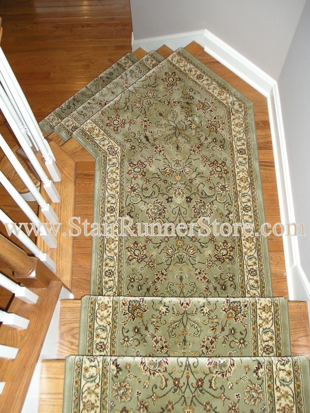 Angled Landings Stair Runner Store Blog