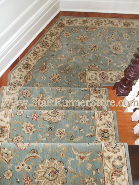 Angled Landings Stair Runner Store Blog