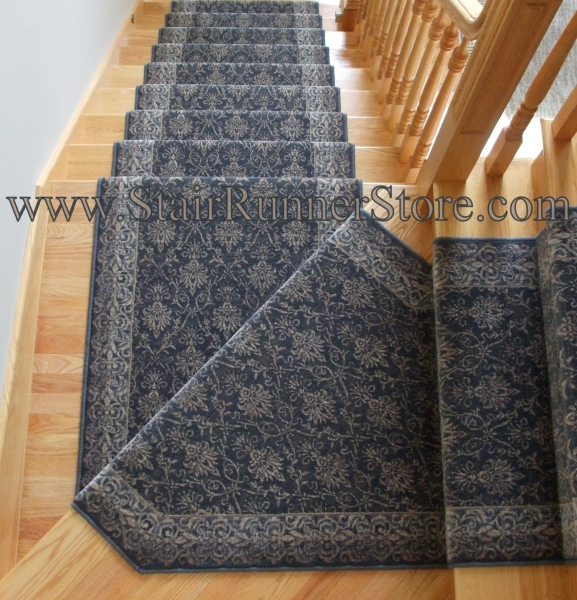 Pie Steps Stair Runner Installation • Stair Runner Store Blog