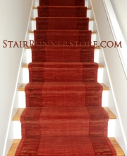 Nourison Grand Texture Stair Runner 2498 small