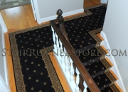 Custom Hall runner Harry stair runner small 3070