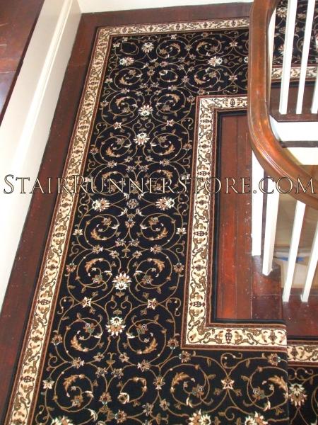 Fantasia Stair Runner Custom Landing