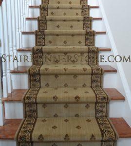 Harry Stair Runner Installation 3636
