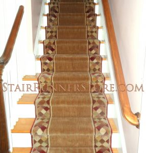 Nourison Ashton 92 Stair Runner 2500