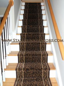 Special Edition Stair Runner Installation