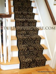 DaVinci Stair Runner Installation