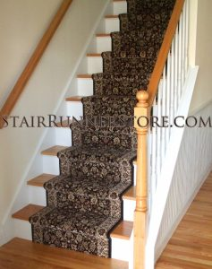 Everest Isfahan Stair Runner Installation