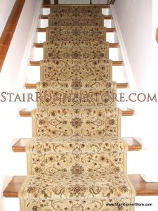 Regalia Stair Runner Installation
