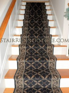 Anastasia straight-stair-runner-installation