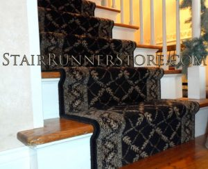 Anastasia -stair-runner-installation