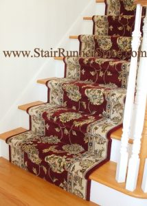 Nourison 2000 Stair Runner Installation